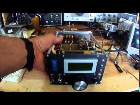 20M & 40M QRP SSB Transceiver
