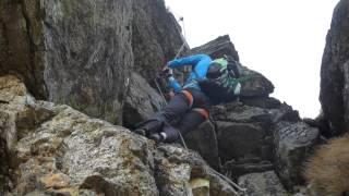Klettersteig Decin : Via ferrata klettersteig für anfänger reintalersee zimmereben
