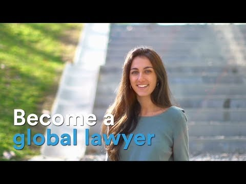 ESADE Law School: Become a Global Lawyer