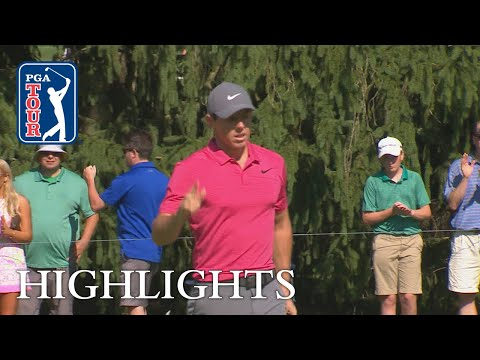 Rory McIlroy's Highlights | Round 3 | Bridgestone 2018