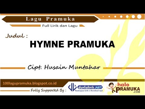 Hymne Pramuka - Lirik (Lagu Pramuka)