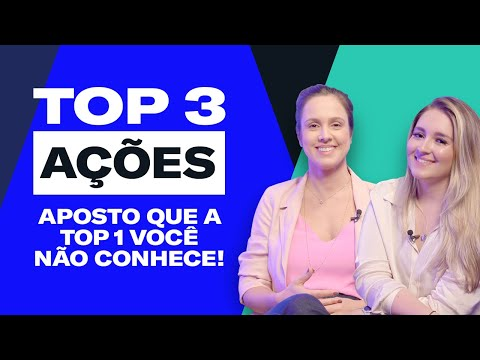 TOP 3 AÇÕES Para VIVER DE RENDA Com DIVIDENDOS Em 2020! Ft Louise Barsi