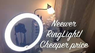 Neewer Ring Light| Cheaper Price