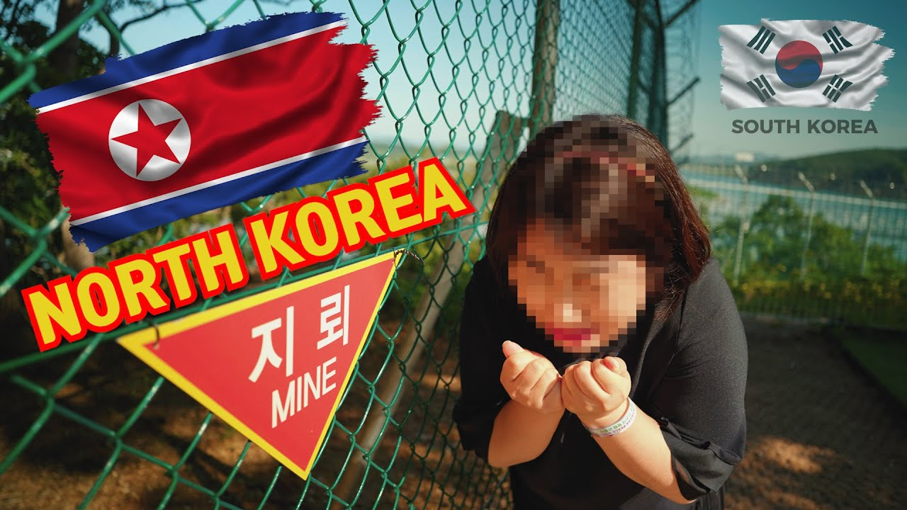 ENG/IDN] Going to North Korea with $8