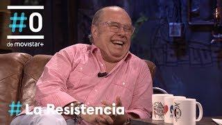 LA RESISTENCIA - Entrevista a Paco Arévalo | #LaResistencia 03.07.2018