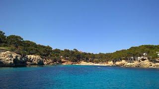 Küstenfahrt zur Cala Gat in Cala Ratjada auf Mallorca