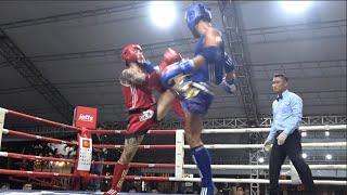Hấp dẫn Giải vô địch Muay TP HCM 2020: Võ đài tìm kiếm tài năng mới