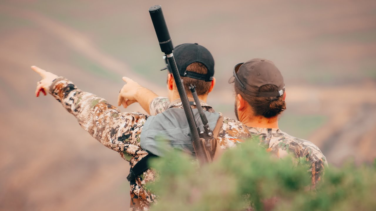 Coming Up Empty - Wild Boar Hunt