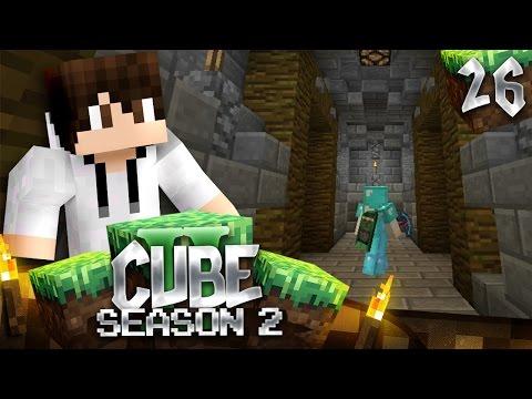 Minecraft Cube SMP S2: E26 - Building Timelapse