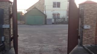 видео Цены на установку ворот
