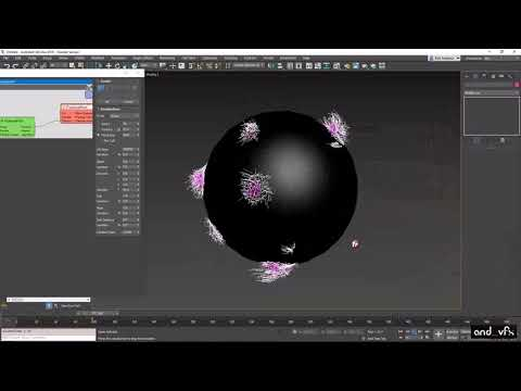 Fluids controlled by realtime audio