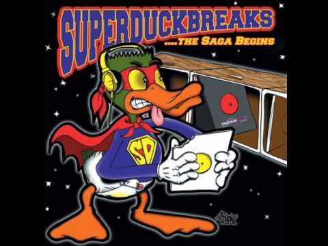 DJ Babu - Super Duck Breaks (Side A)