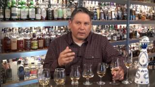 Liquor Glassware Comparison - Part 1