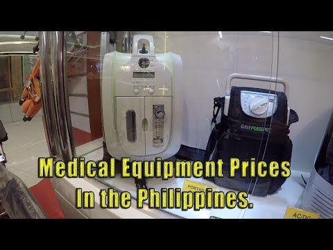 Medical Equipment Prices In The Philippines.