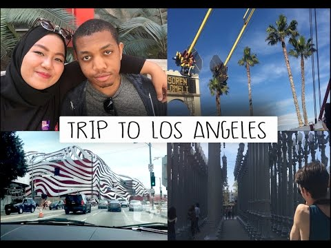 Jagis Lives In America | TRIP TO LOS ANGELES