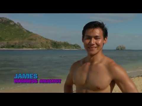 Survivor - Meet Survivor Season 36 Castaway James Lim