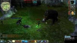 Neverwinter Nights 2 combat video (IGN)
