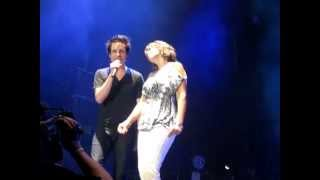 Singing Bruises with Train in Vermont 8-25-2012
