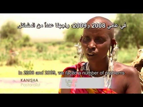 Climate action in Tanzania, Services for food security - العربية