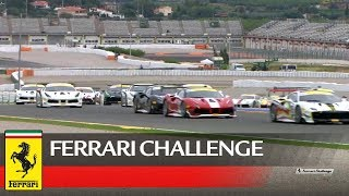 Ferrari Challenge Europe - Valencia 2017, Coppa Shell Race 2