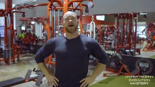 Ben Pakulski's Best Tips for Building Legs