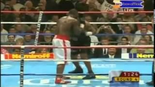 Mike Tyson Vs Danny Williams | Nakavt | Knock Out