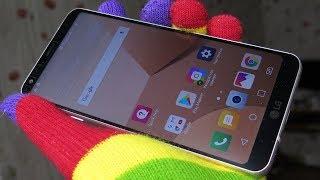 LG G6+ - распаковка, предварительный обзор