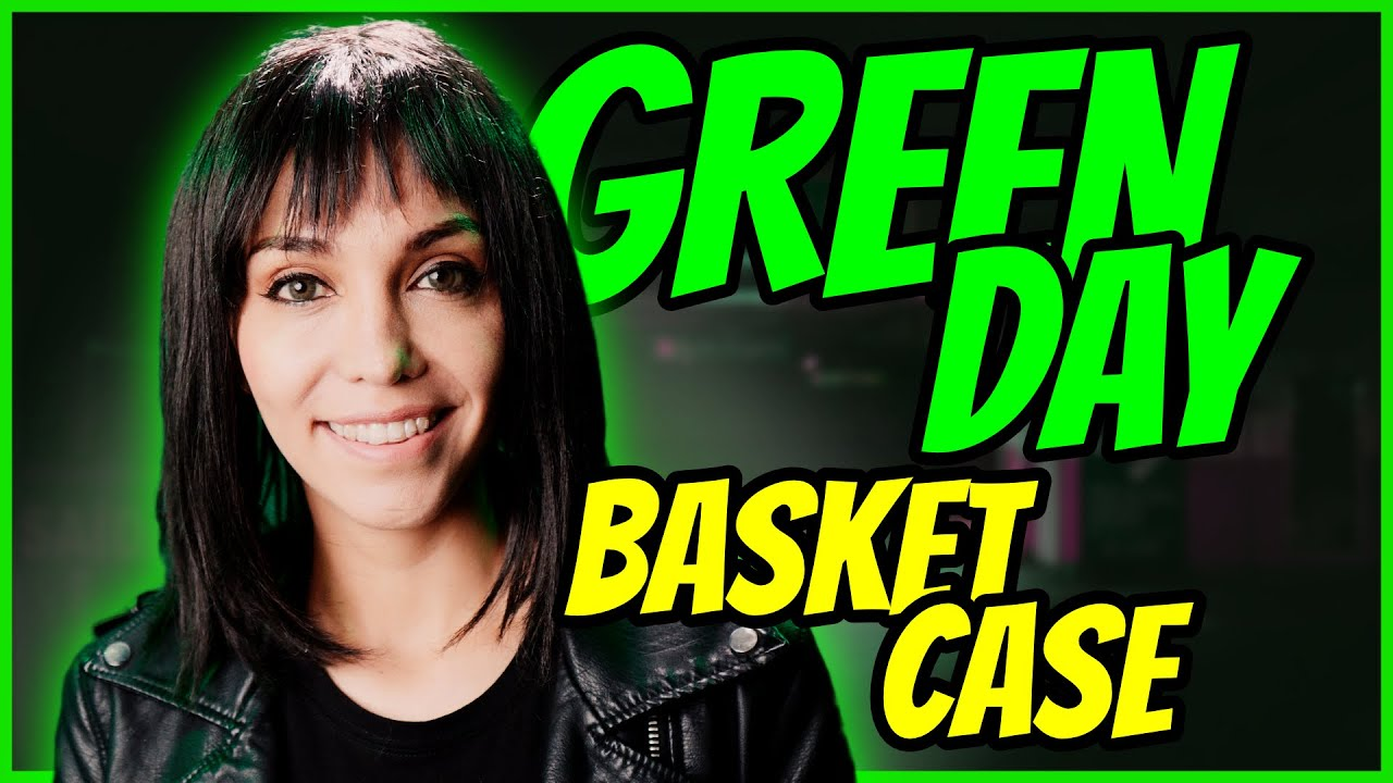Green Day - Basket Case Cover!