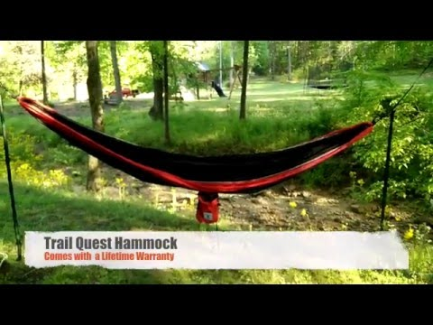 The Trail Quest Hammock Review the $30 ENO Alternative