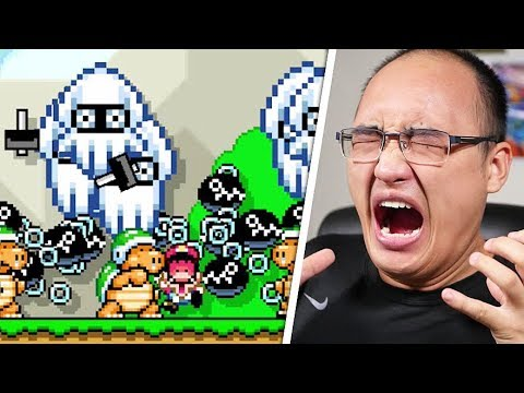 LA PLUS GROSSE RAGE DE MA VIE ! | Super Mario Maker