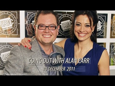 Going Out with Alan Carr (10 December 2011)