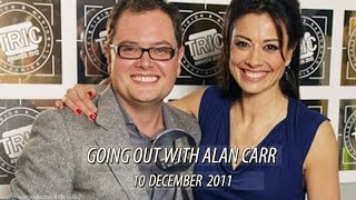 Going Out with Alan Carr & Melanie Sykes (10 December 2011)