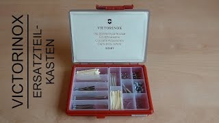 Victorinox kleiner Ersatzteilkasten (small replacement parts case) 4.0581
