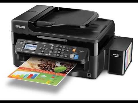 Epson L565 wifi direct setup & Print photo with Epson iprint