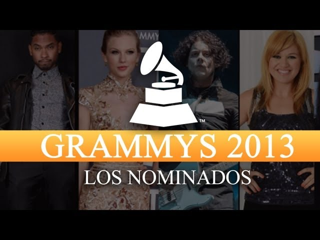 Grammy 2013 Los Nominados!!! Videos De Viajes