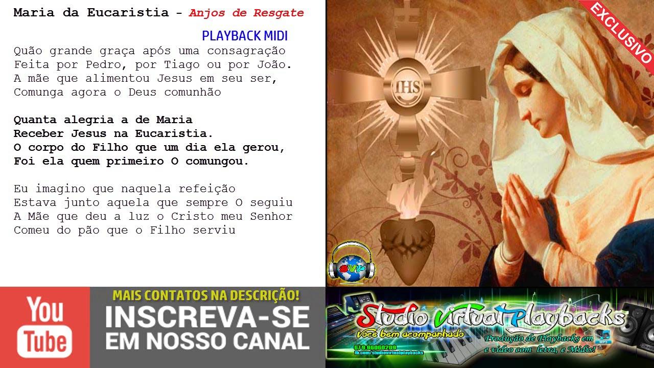 playback de musicas catolicas