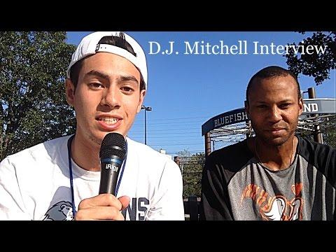 D.J. Mitchell Interview