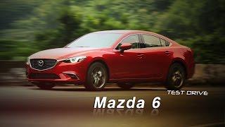 Mazda 6 動力本質不變 內裝質感精進 試駕 thumbnail