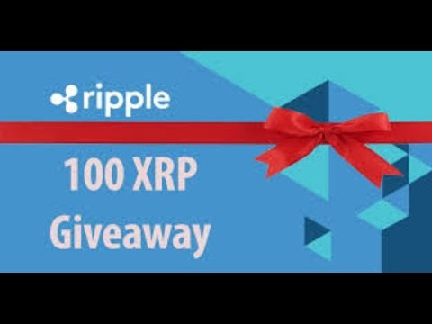 Ripple (XRP) All Set For A Major Breakout In The Weeks Ahead 100 XRP Giveaway & Ledger Nano Giveaway