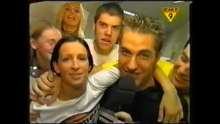 Guano Apes @ TMF Showcase -  Zillion, Antwerpen, Belgium (Sep. 24, 1999)