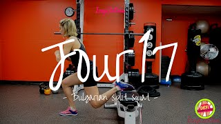 Jour 17 | SPLIT SQUAT BULGARE