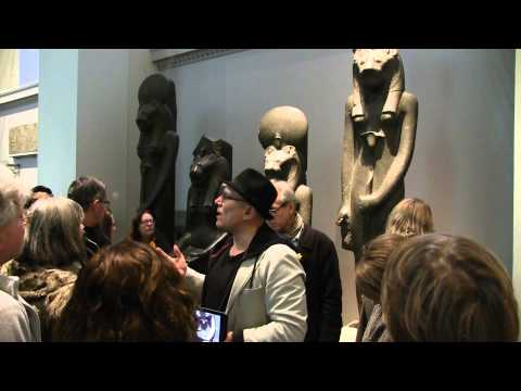 Ancient Sekhmet Statues from Luxor, Egypt - A Quester's Guide to the British Museum Pt 2