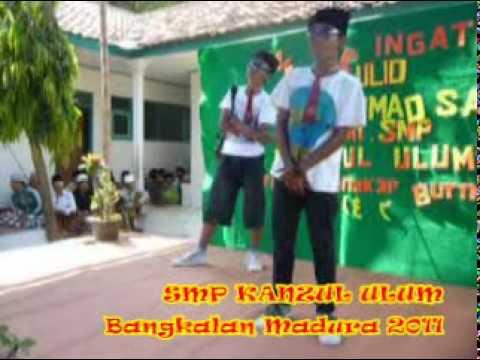 Drama Komedi Jaka Tarub Mencari Jodoh Smp Kanzul Ulum 2011 Bag 1 Mpg