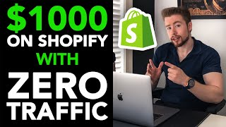 💰 How I Made $997/Day On Shopify With No Traffic! [2019]