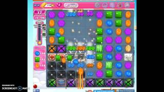 Candy Crush level 435 w/audio tips, hints, tricks
