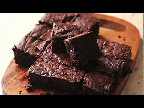 double-chocolate-fudge-brownies- -the-best-chocolate-brownies