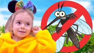 Anabella si tantarul | Sketch Anabella Show | Video pentru copii #2