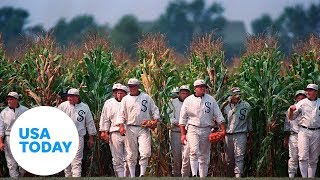 MLB set to play at 'Field of Dreams' site | USA TODAY