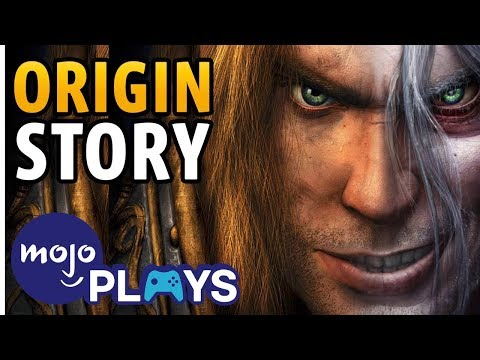 Origin Story of Arthas Menethil a.k.a. The Lich King!