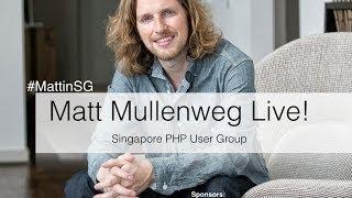 Matt Mullenweg Live!